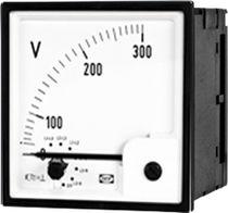 AC voltmeter / analog
