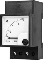 DC ammeter / analog / DIN rail