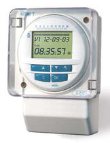 Digital time switch / panel-mounted / DIN rail