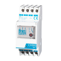 Level control relay / DIN rail / modular