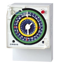 Analog time switch / panel-mounted / DIN rail