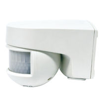 Motion detector / presence / infrared / wall-mounted