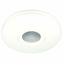 Presence detector / infrared / ceiling-mounted