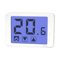 Electronic thermostat / room / adjustable