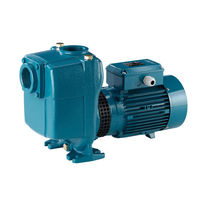 Centrifugal pump / self-priming / for wastewater / electric