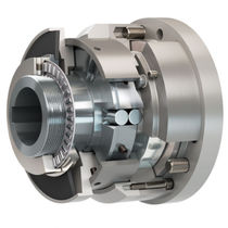 Mechanical torque limiter / safety / load-separating