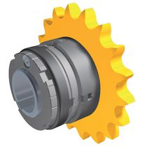 Friction torque limiter