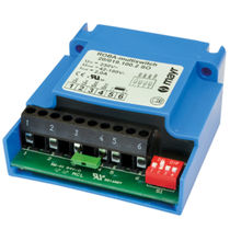 Brake controller with fast-acting rectifiers / electromagnetic