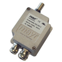Control limit switch / mechanical / electronic