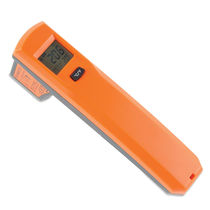 Infrared thermometer / digital / hand-held / non-contact