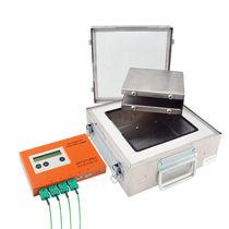 Oven data logger / temperature / with screen / high-temperature