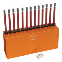 Pencil hardness tester / superficial / for coatings