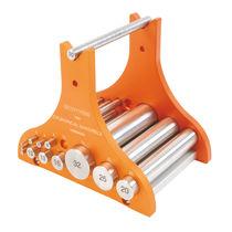 Mandrel bending tester / for electrical appliances / cylindrical