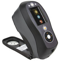 Color spectrophotometer / portable / sphere / compact