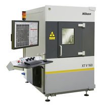 Automatic inspection machine / X-ray / for printed circuit boards