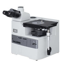 Metallurgical microscope / inverted / digital camera / for surface inspection