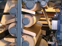 Belt filter press / automatic / for sludge treatment