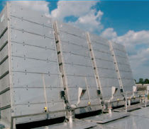 Coarse screen / for wastewater treatment