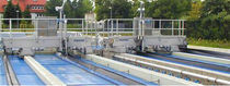 Wastewater treatment scraper / sludge