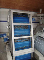 Rotary screen / for wastewater treatment