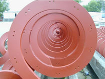 Spiral for conveyor