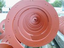 Spiral for conveyor