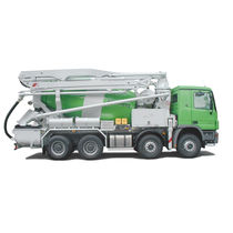 Truck-mixer concrete pump