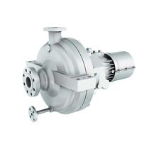 Water pump / electric / centrifugal / refinery