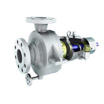 Chemical pump / electric / centrifugal / modular