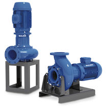 Slurry pump / for wastewater / for clear water / electric