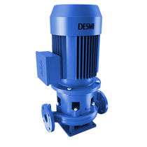 Hot water pump / for cooling water / for fresh water / electric