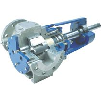 Chemical pump / internal-gear / food-grade / for pharmaceutical applications