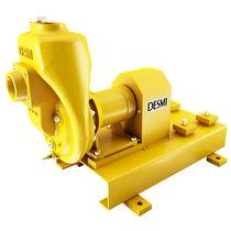 Chemical pump / electric / self-priming / centrifugal