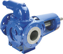 Grease pump / fuel / internal-gear / for petrochemical applications