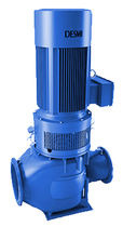 Cooling water pump / electric / centrifugal / single-stage