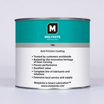 Dry lubricant bonded coating