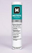 Bearing grease / chemical-resistant / high-temperature