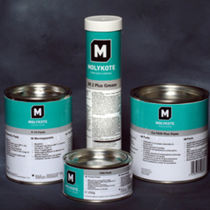 Mineral oil-based grease / polyurea / for pumps