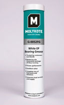 Mineral oil-based grease / aluminum complex / for food industry applications / for the food industry