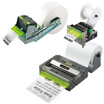 Direct thermal printer / built-in / barcode label