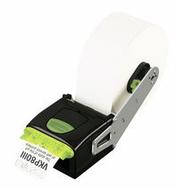 Direct thermal receipt printer