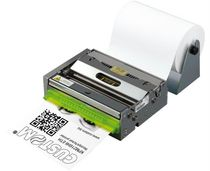 Thermal printer / monochrome / barcode label / high-quality