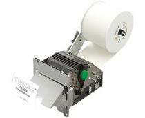 Thermal printer / monochrome / for paper / barcode label