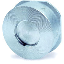 Disc check valve / wafer