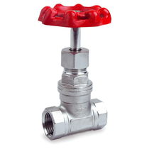 Globe valve / manual / threaded