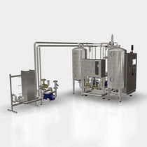 Mineral water carbonator