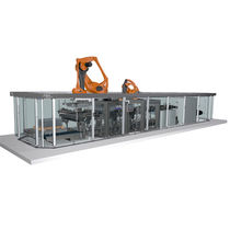 Articulated robot / 6-axis / palletizing / depalletizing