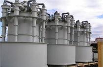 Flue-gas desulfurization system