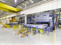 Reheating furnace / tunnel / combustion / continuous