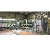 Heat treatment furnace / chamber / oxygen / multi-gas